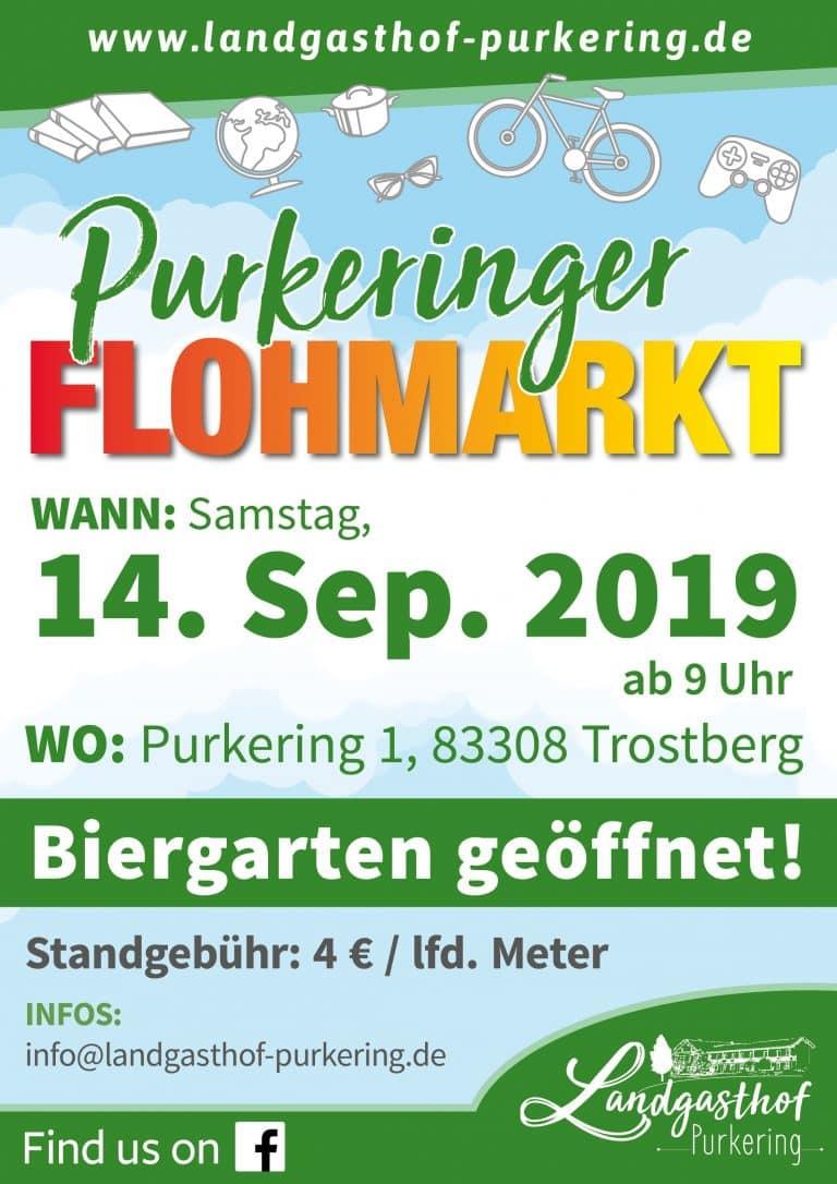 Purkeringer Flohmarkt